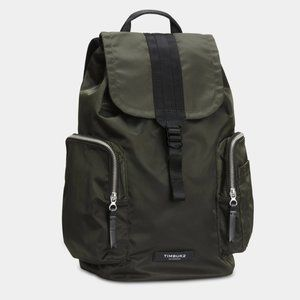 BNWT TIMBUK2 DRIFT KNAPSACK BACKPACK ARMY GREEN